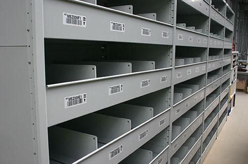 Shelf Labels