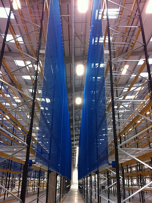 RackNets™ back-of-rack Netting