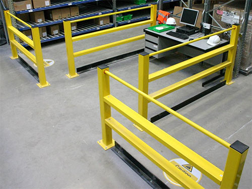 Handrail Barriers